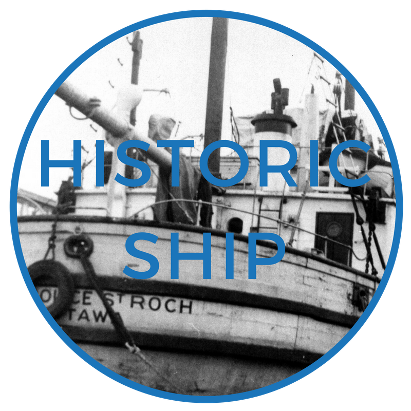 Historic ship images